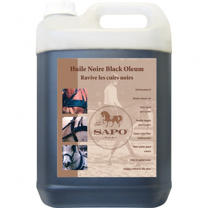 Black Oil SAPO