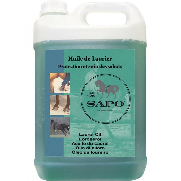 Laurel oil SAPO