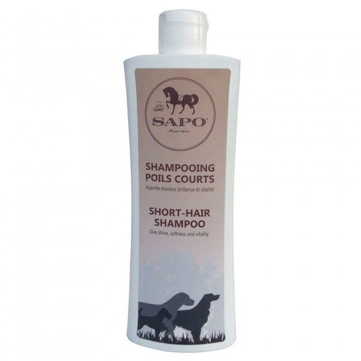 Short-hair Dog Shampoo SAPO